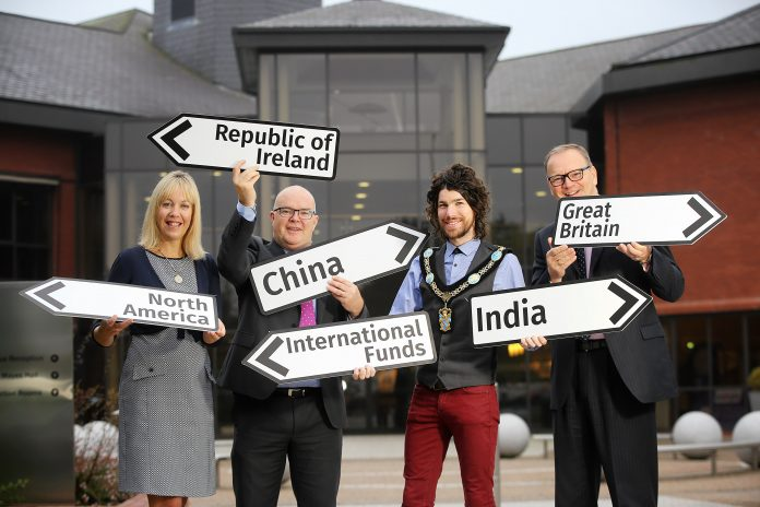 OPPORTUNITY EXPORT OPENS WORLD OF EXPORTING TO LOCAL