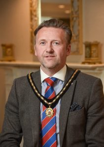 Deputy Lord Mayor Sam Nicholson