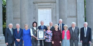 Guinness World Record Holding Donnelly Family