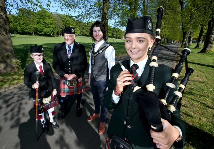 Craigavon & District Pipe Band Championships
