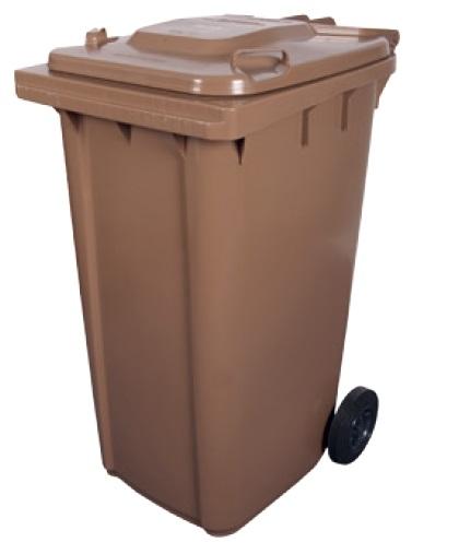 Brown Bin image