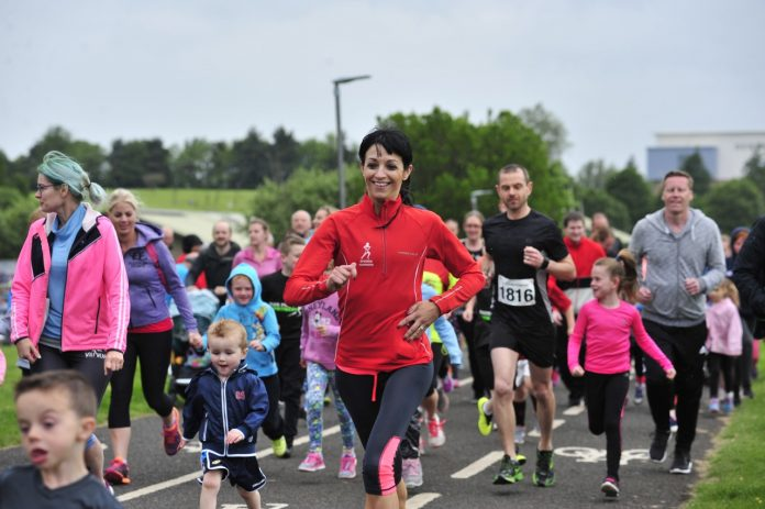 Craigavon 10K - family fun run