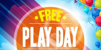 Free play day