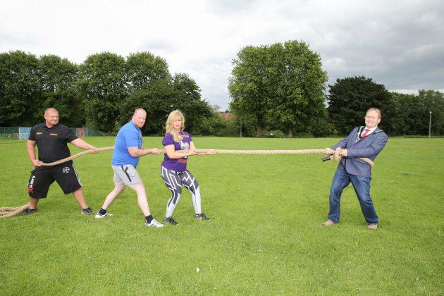 Portadown's Novice Strongman/Strongwoman Strength Challenge