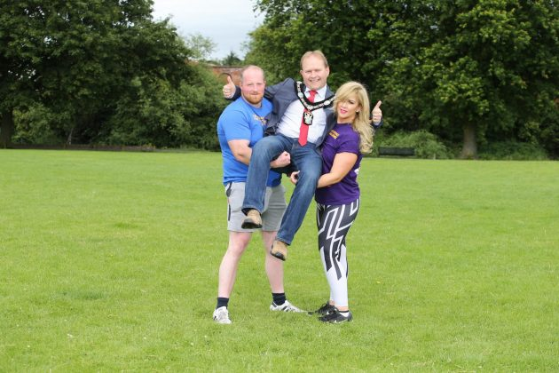 Portadown's Novice Strongman/Strongwoman Strength Challenge