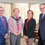 Lord Mayor meets trust
