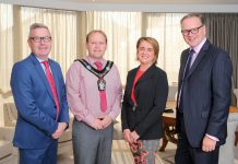 Lord Mayor meets trust