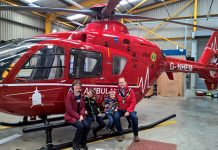 Air Ambulance NI