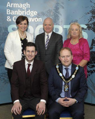 Senior Sports Stars Go For Gold At Awards Armagh City