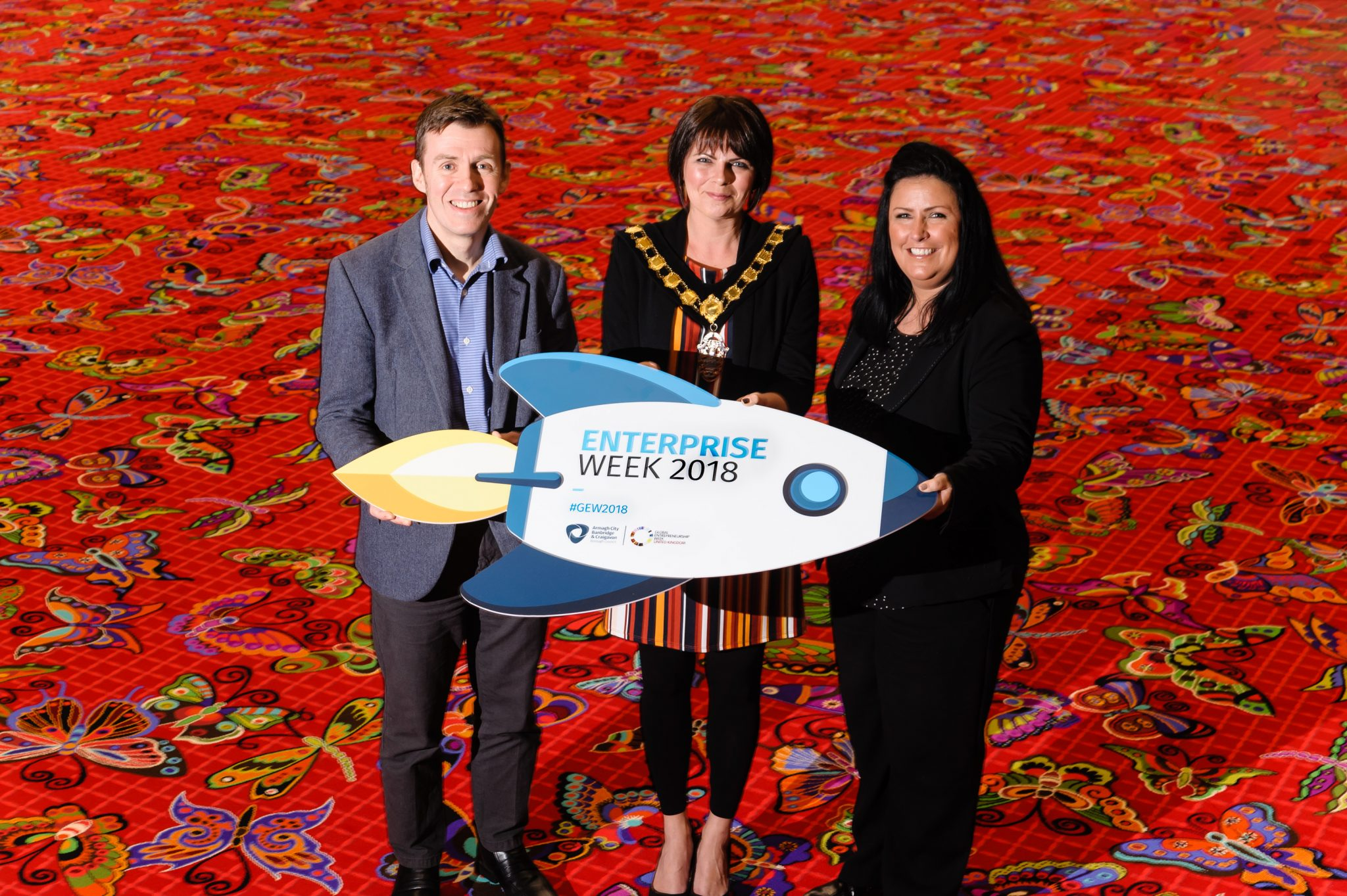 Council Rolls Out 2018 Enterprise Week Armagh City