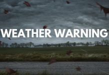 Weather Warning: Storm Brendan