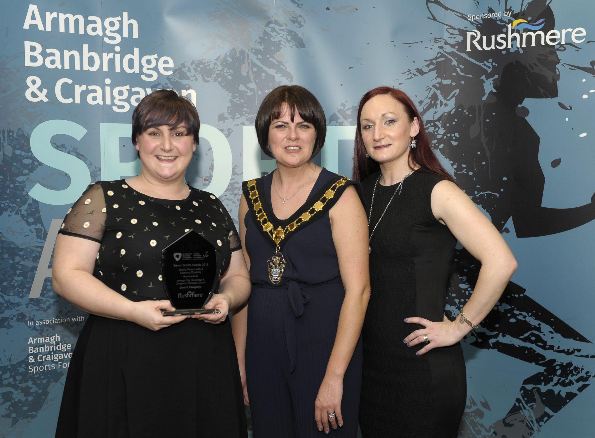 Borough S Senior Sporting Stars Shine At Awards Armagh