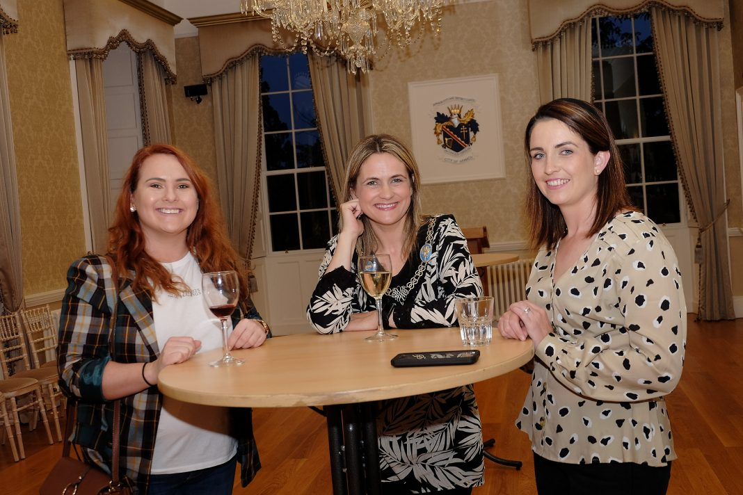 Reception to wish Baby Emily well - Armagh City, Banbridge ...