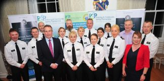 PSCP host launch of Armagh Neighbourhood Policing Team