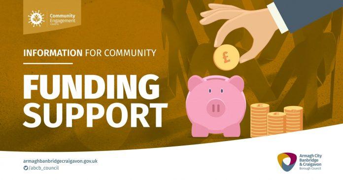 Covid-19 Community Support Grant