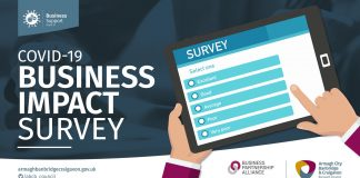 COVID-19 Business Impact Survey closing date now extended to Friday 8 May 2020.