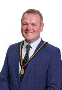 Deputy Lord Mayor Kyle Savage