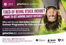 Summer activity programme
