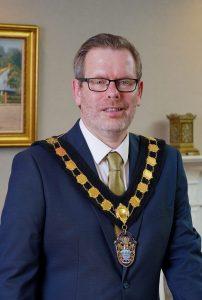 Lord Mayor Kevin Savage