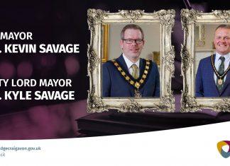 New Lord Mayor and Deputy Lord Mayor