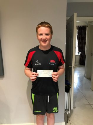 Sam Topping, Development Bursary Tier 2, Cricket