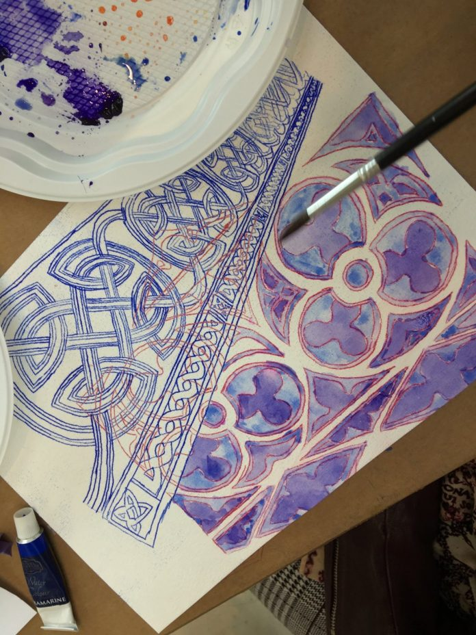 Register now for next month's free online art class and let your creativity flow right from the comfort of your home.