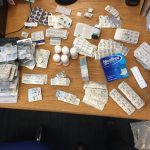 An initiative to help dispose of unwanted or unused drugs, whether prescribed or illegal, is taking place throughout the borough.