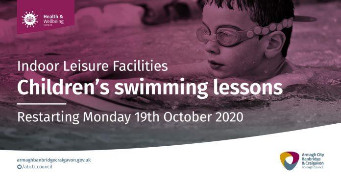 Children's Swimming Lessons set to resume
