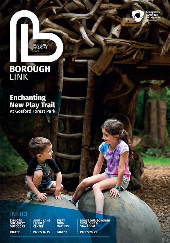Borough Link Magazine