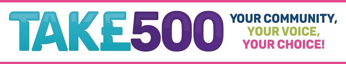 Take 500