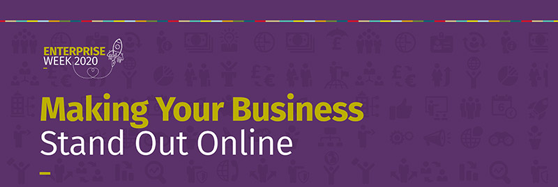 Making your business standout online