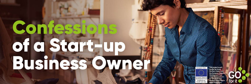 Confessions of a start-up
