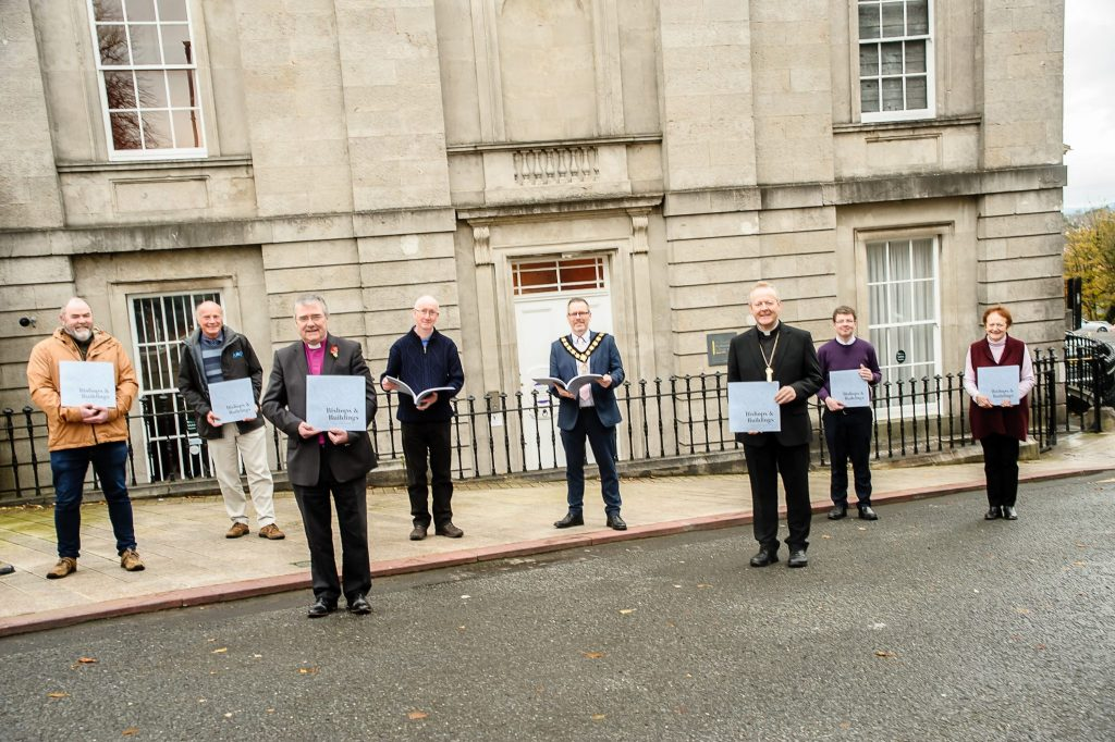 Bishops and Buildings Book Launch