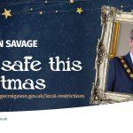 Lord Mayor stay safe this Christmas