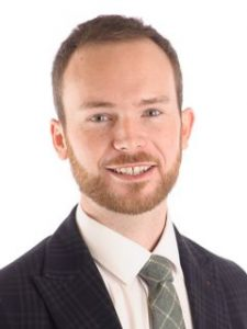 Councillor Ciaran Toman