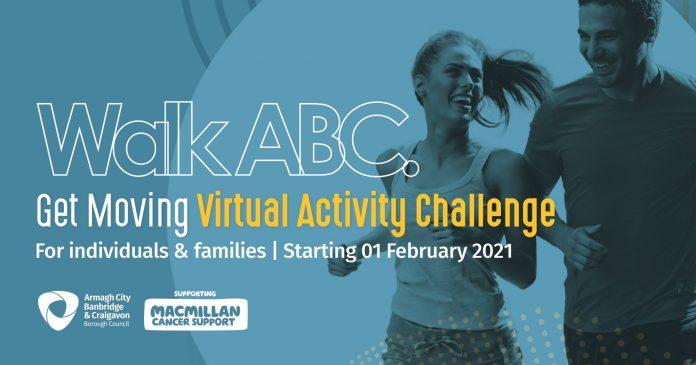 Walk ABC Challenge