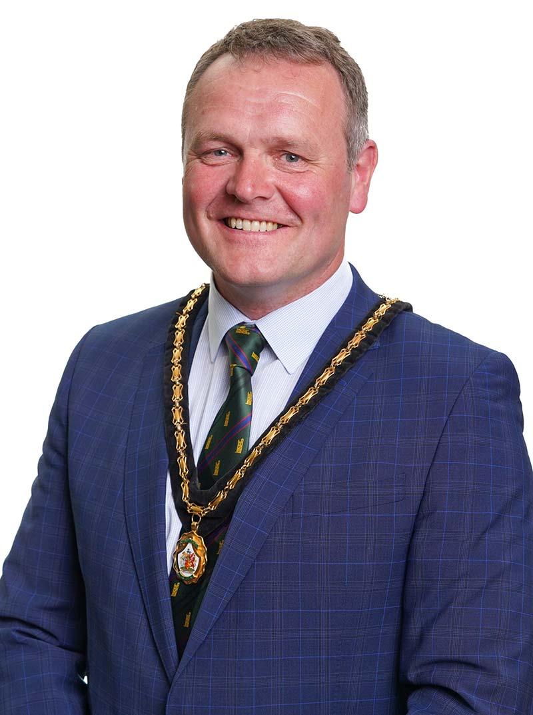 Deputy Lord Mayor, Councillor Kyle Savage