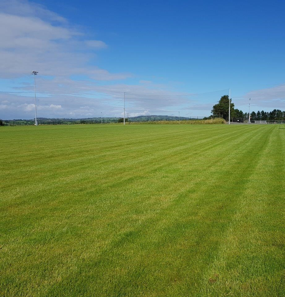 Picture of football pitch