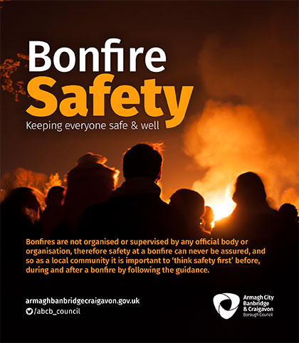 Bonfire Safety Leaflet