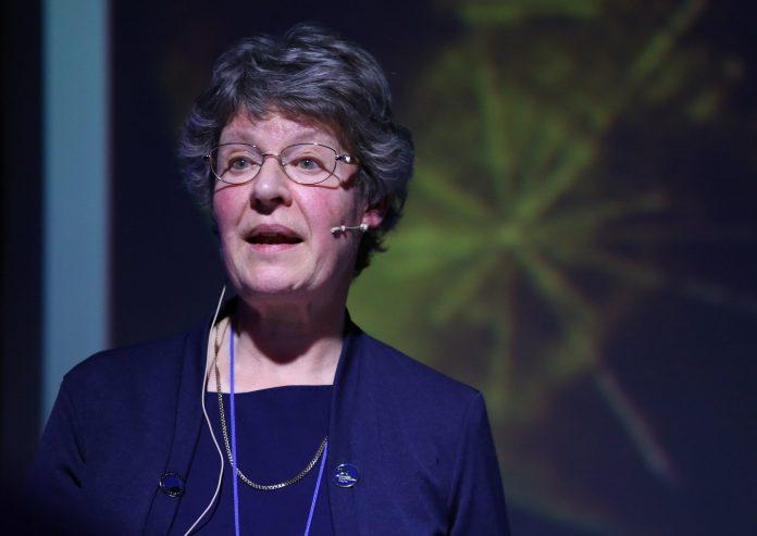 Dame Susan Jocelyn Bell Burnell