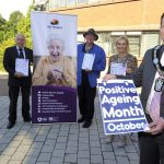 Positive Ageing Month October