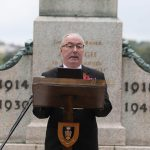 Armagh War Memorial Service of unveiling and dedication of memorial tablets