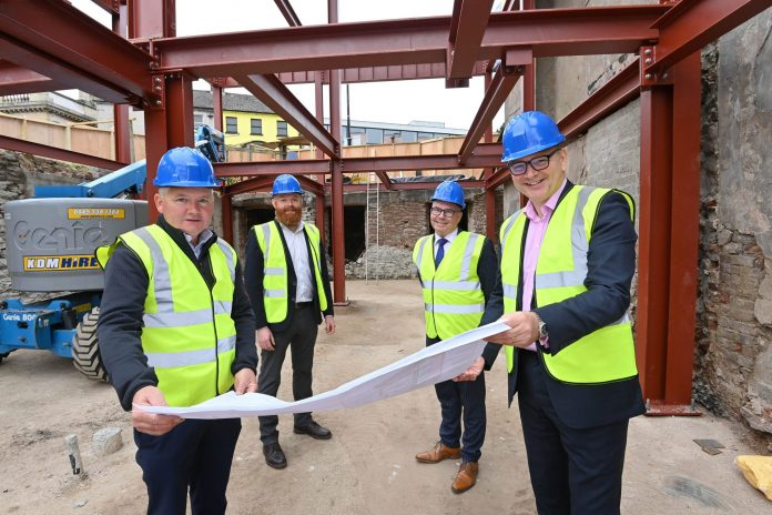 Armagh City transforms its historic buildings in multimillion-pound heritage investment