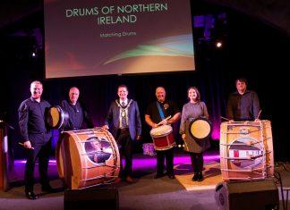 Drums of NI